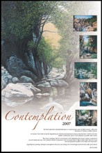 Prestige Multisheet Wall Calender - Classic - Contemplation