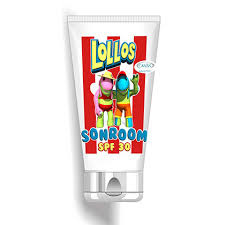 Custom Sunscreen