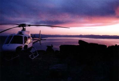 Sunset Helicopter Ride for 2
