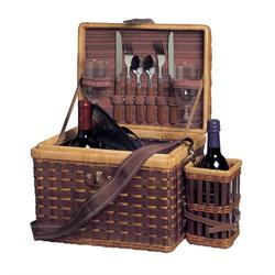 Vinyard Picnic set and Cooler